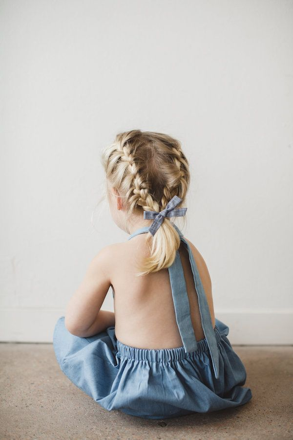 Click to shop handcrafted schoolgirl bows by Wunderkin Co. The perfect hair bows to embolden your baby's, toddler's or little girls free spirit and individual style. Handmade by moms in the USA and guaranteed for life.