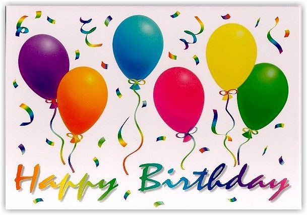 Happy Birthday Eric hope your birthday is just wonderful love you Aunt Judy