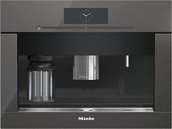 CVA 6805 - Machine à café encastrable avec système à grains – le tout-en-un Miele pour les exigences les plus élevées.--