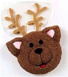reindeer #cake? :)