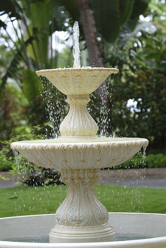 17 Best Ideas About Bird Bath Fountain On Pinterest Diy