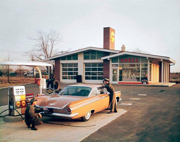 Shell Service Station Historic