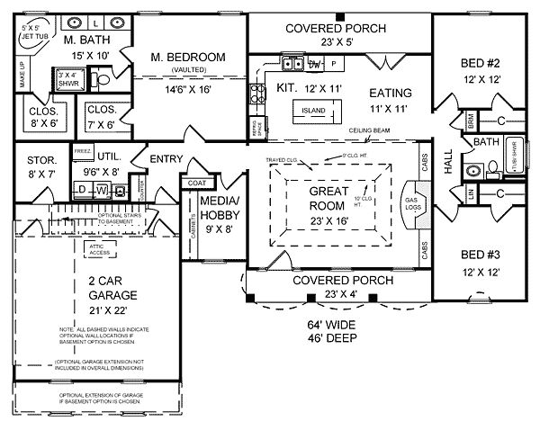 This could work with master changing to kids l shape room & space for walk-in pantry next to kitchen...small extra room media rm as office and right side changing to master and family room