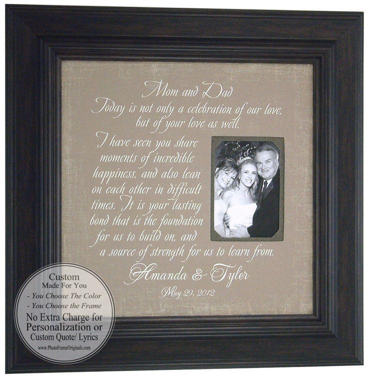 Wedding Gift For Parents Of The Bride Nemetasfgegabeltfo