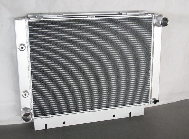 3 ROW Aluminum Radiator Ford Galaxie 500XL 1960 1961 1962 1963 1960 1961 1962 63 #UnbrandedGeneric