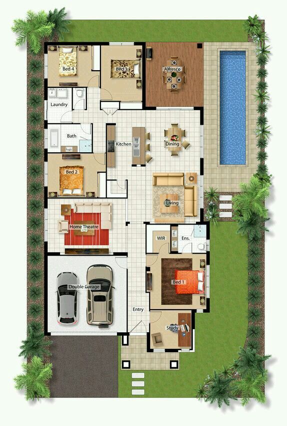 21 best Sims images on Pinterest House design, House template and