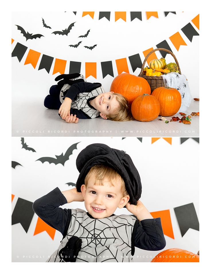 Happy Halloween!!!  www.piccoliricordi.com  #halloween #baby #spider #spiderbaby #babyphotographer #babyphotography