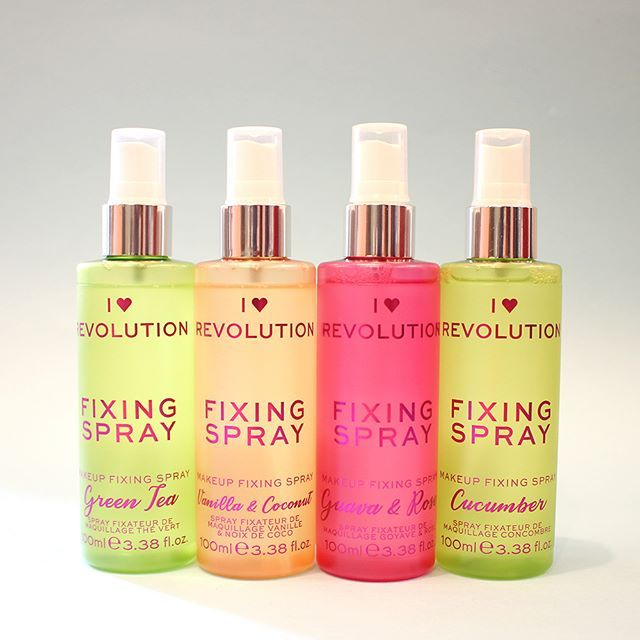 Fixing Spray I Heart Revolution Kosmetik4less Makeup Beauty