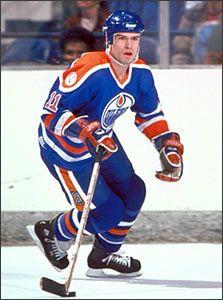 Mark Messier 82'-83' Edmonton Oilers