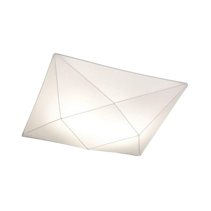 Plafón de techo Polaris 20007/58 LED regulable blanco de OLE by FM [20007/58 LED regulable 1-10v bl] - 311,63€ :