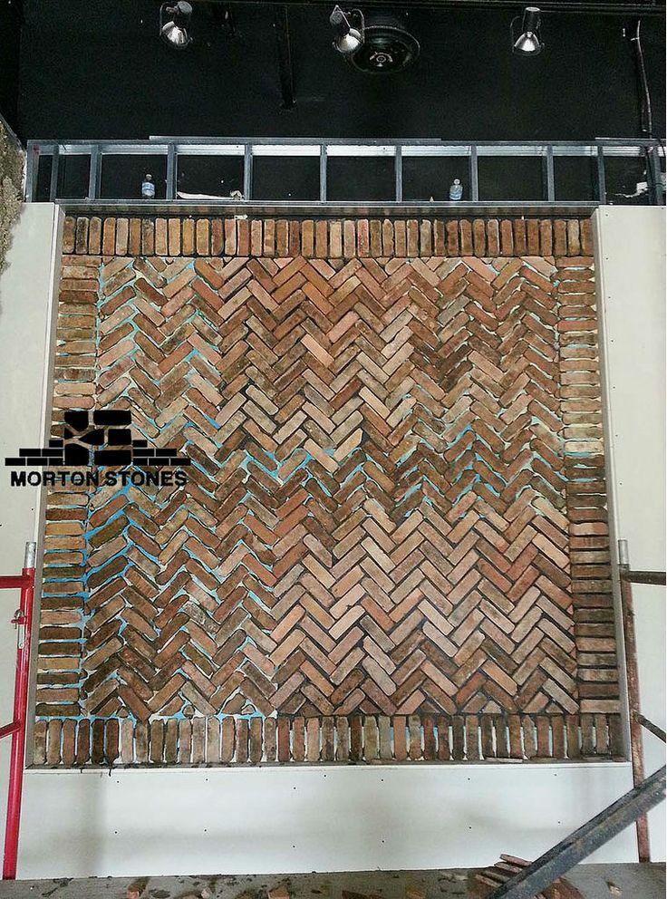 Best 25 brick veneer wall ideas on pinterest repair for Rustic brick veneer
