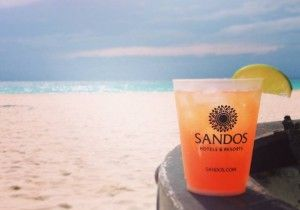 """Sandos Blog » Semana de Cocteles Día 3: """"Miami Vice"""""""