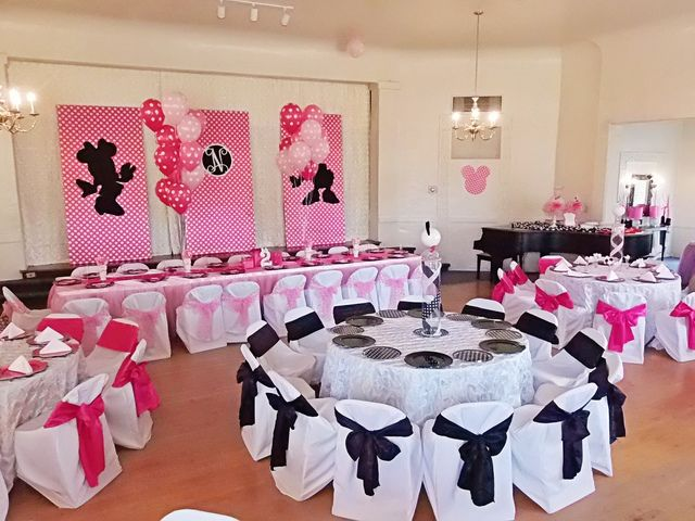 Minnie Mouse Polka dots Birthday Party Ideas | Photo 1 of 37 | Catch My Party