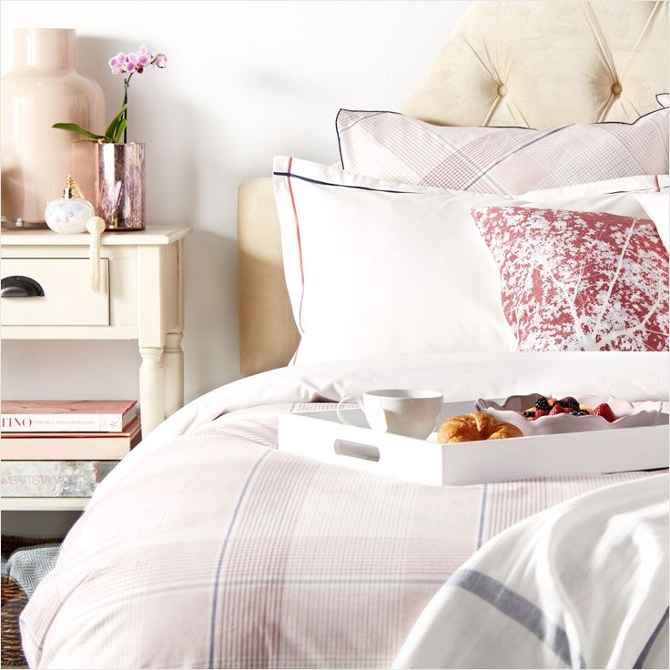 Appease your beloved feminine aesthetic with piles of frills and flowery hues. #Home: Floweri Hue, Beloved Feminine, Feminine Touch, Decor 3, Dwell Places, Feminine Aesthetics, Bedrooms Decor