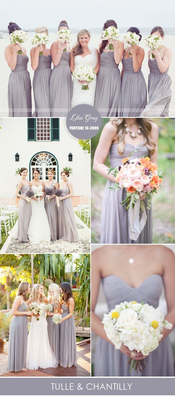 Beautiful bridesmaid colour palette.