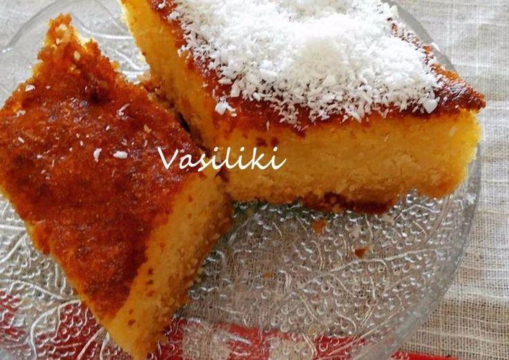 Πίτα ινδοκάρυδο με σιρόπι της Αργυρώς