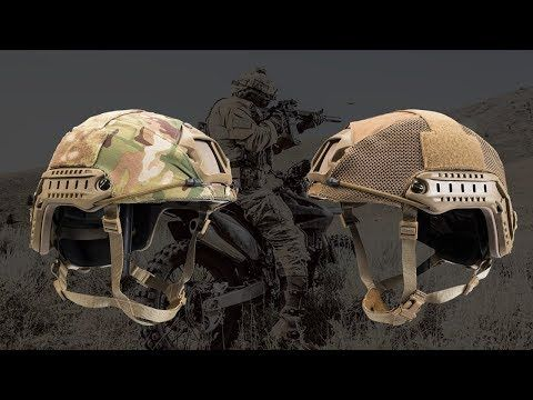 FirstSpear Friday Focus - FAST Helmet Covers - Soldier Systems Daily