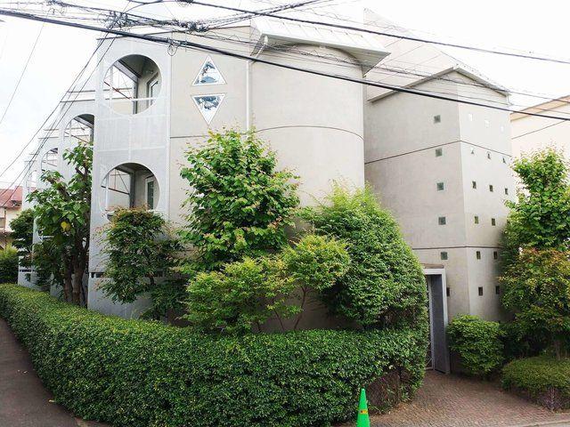 エヌシーハウス303号室 東京都中野区 中野坂上 1k 東京 神奈川 千葉 埼玉のリノベーション デザイナーズ賃貸ならグッドルーム Goodroom 小さいワンルームアパート リノベーション デザイナーズ 賃貸 貸家