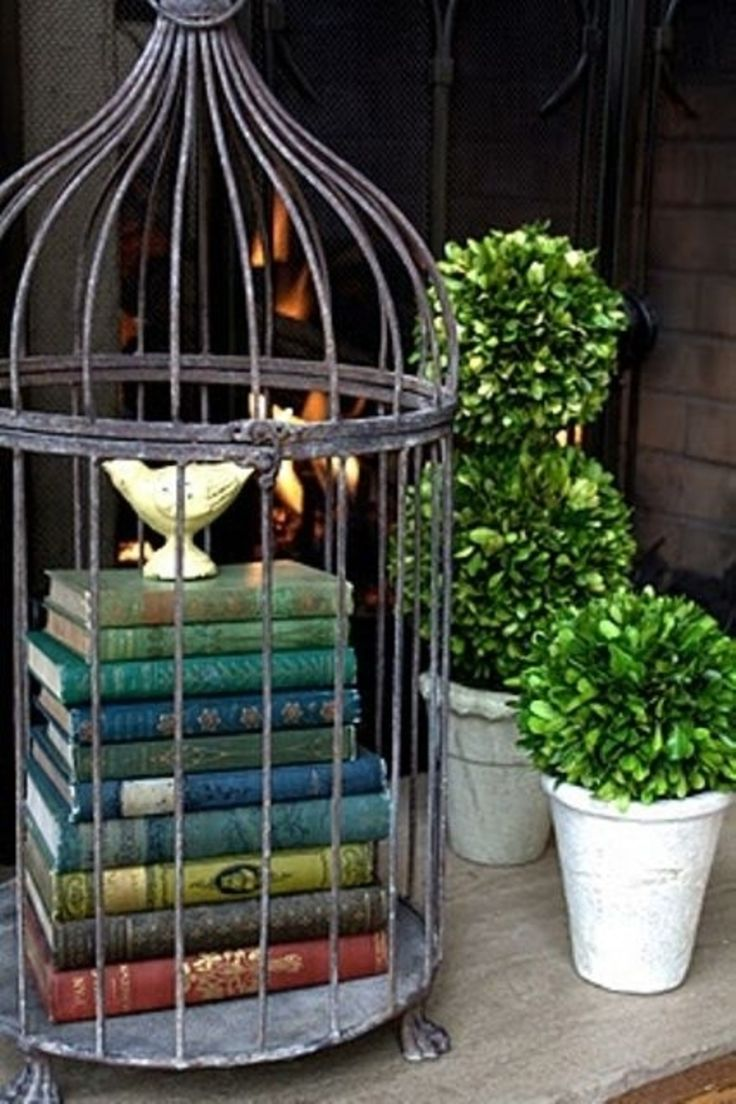 27 #Alternative Uses for Bird #Cages That You Will Fall in #Love with …