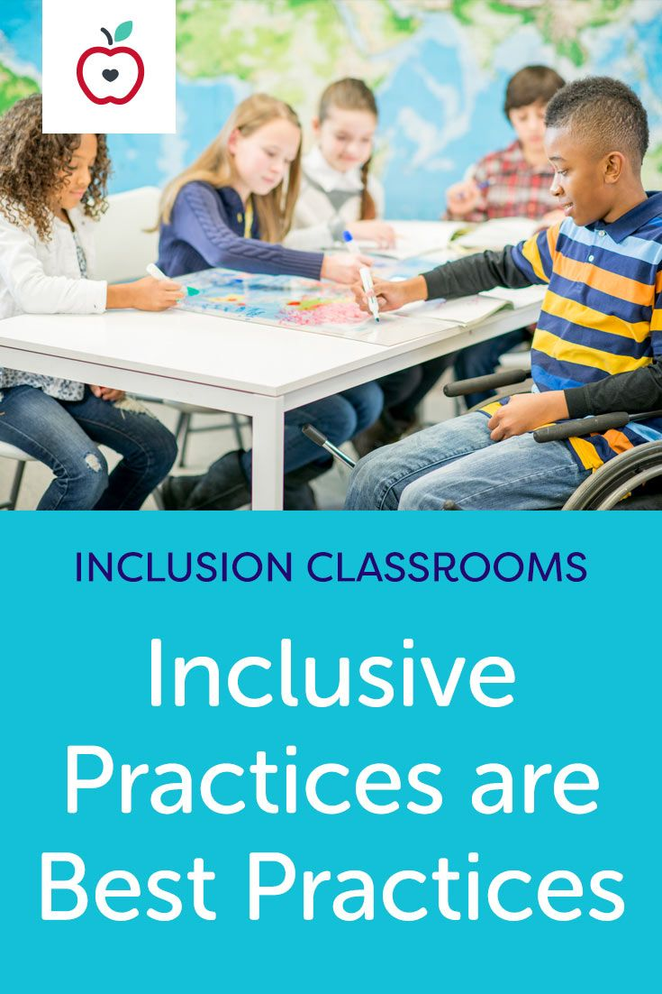 When teaching in an inclusion classroom, many accommodations are often made to help certain students. I have found that the majority of these accommodations are helpful not only for our special needs students, but are best practices for everyone.  Some of my most utilized accommodations include reading questions orally, providing extended time for assignments, allowing wait time (which is different from extended time!), giving motor breaks, and representing the material through multiple…