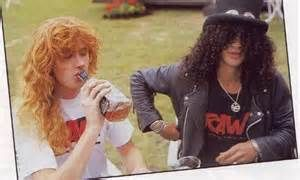 Mustaine & Slash