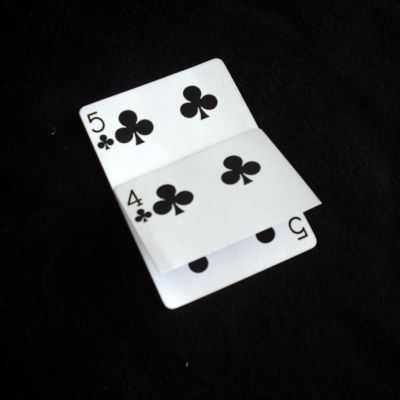 Easy Card Tricks for Kids: Simple Monte 2: Card Magic Trick for Kids: Simple Monte 2 - Attach the Gimmick