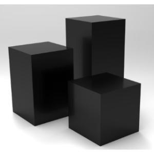 Box, Column, Plinth, Pod Rentals Vancouver, BOLD Event Creative
