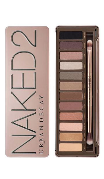 Pretty palette #naked2: