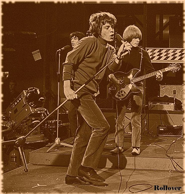 The Rolling Stones - 22 October 1965                                                                                                                                                                                 More