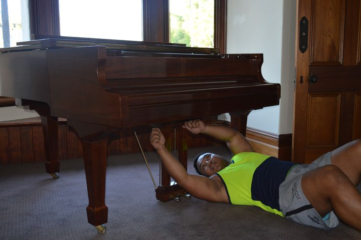 Accredited Piano Removalists.