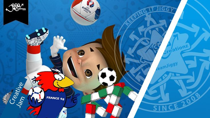 With the opening of Euro 2016, take a look at the design of some memorable football mascots from both FIFA World Cup and UEFA Euro Championship tournaments