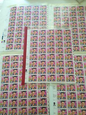 5 Brand new Sheets Of U.S.A. Elvis Presley $0.29 Stamps | eBay