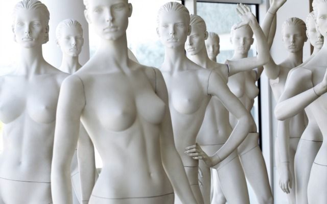 Benetton is employing dummies equipped with cameras and facial recognition software to glean information from customers.