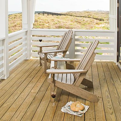 Beach Porch Porch And Patio And Front Porches On Pinterest