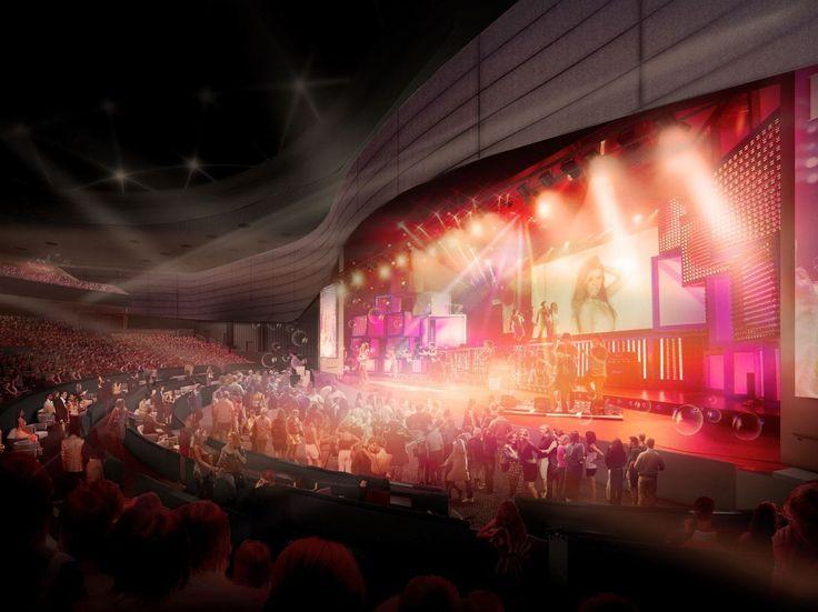 Participação do público em Show da Britney em Las Vegas