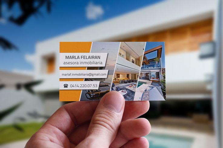 Tarjetas de presentación diseñadas e impresas por Ambros Imprenta Digital y Estudio de Diseño