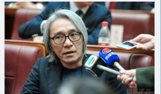 Stephen Chow (Kung Fu Hustle) in 2018