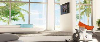 AGATH - T3 Série - Concepteur et fabricant de TV design, téléviseur miroir pour toute la maison