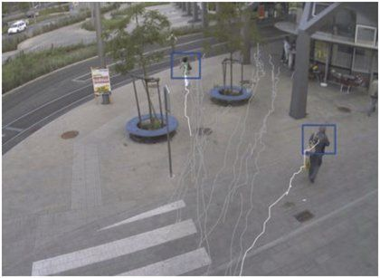 Improved pedestrian tracking for urban planning | SPIE Homepage: SPIE
