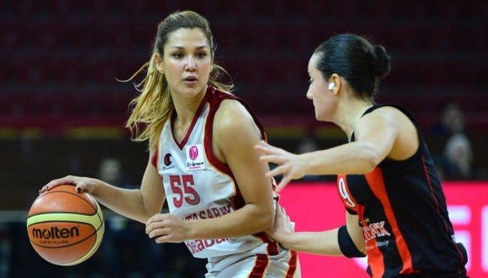 Galatasaray Odeabank, Kadınlar Avrupa Ligi 2. Tur ikinci maçında Perfumerias Avenida ile karşı karşıya geldi. İspanya'da bulunan Pabellon Wurzburg'daki mücadeleyi 54-75 kazanan takımımız seride durumu 2-0′a getirip Avrupa Ligi'nde Sekizli Final'e kalma başarısı gösterdi.