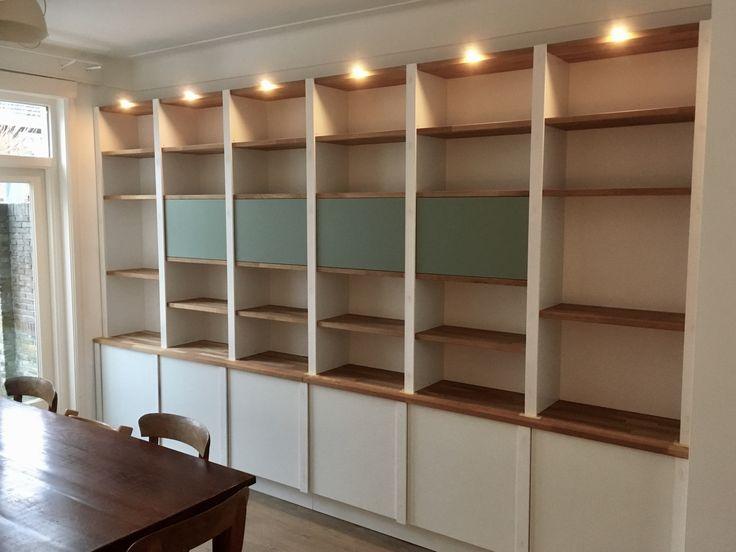Custom fit cabinets