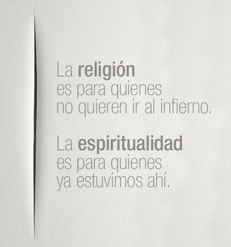 .religión... espiritualidad.