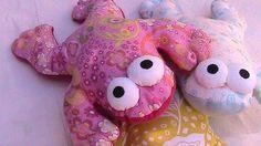 Muñecos de trapo: Fotos de originales diseños - Muñecos de trapo para bebés