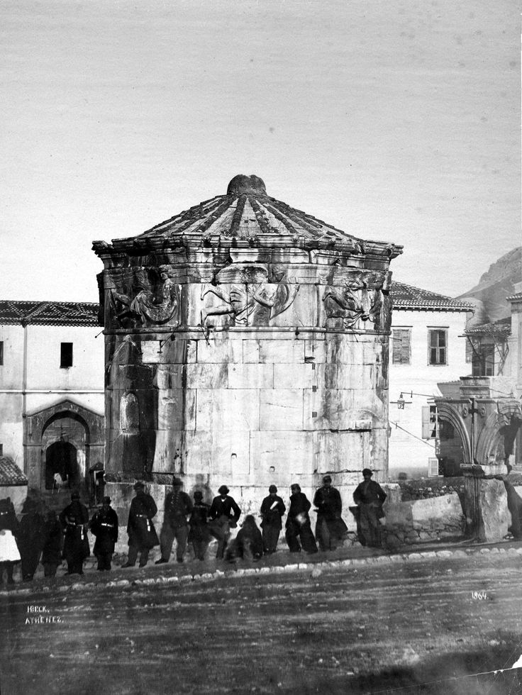 Ο Πύργος Των Ανέμων _ Henri Beck, 1864