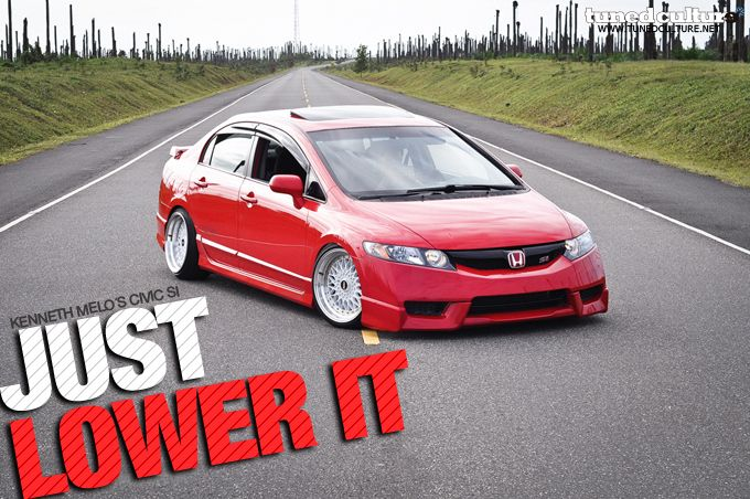 2009 Honda Civic SI (FA5) via TunedCulture.net