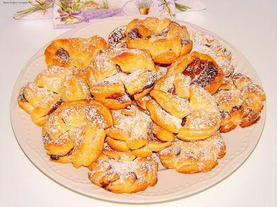 Błyskawiczne ciasteczka z nutellą. | Sama słodycz i szczypta chili...