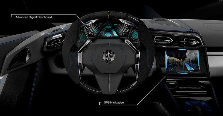 Lykan HyperSport Interior