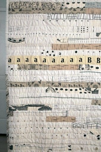 Beautiful contemporary quilt