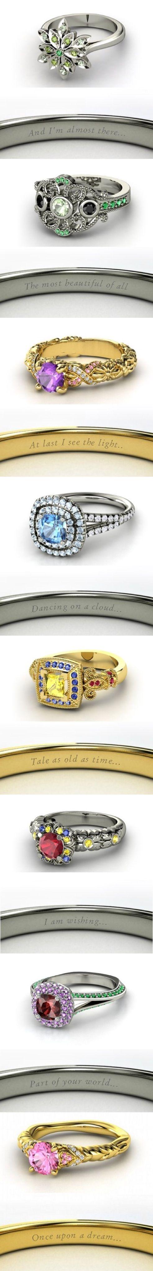 disney wedding rings disney wedding ring Disney RingsDisney JewelryDisney EngagementEngagement