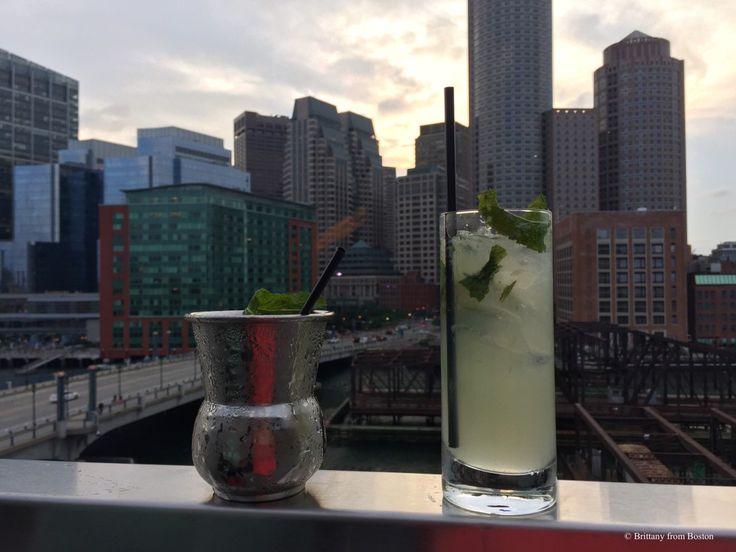 My 10 Favorite Bars in Boston // Brittany from Boston